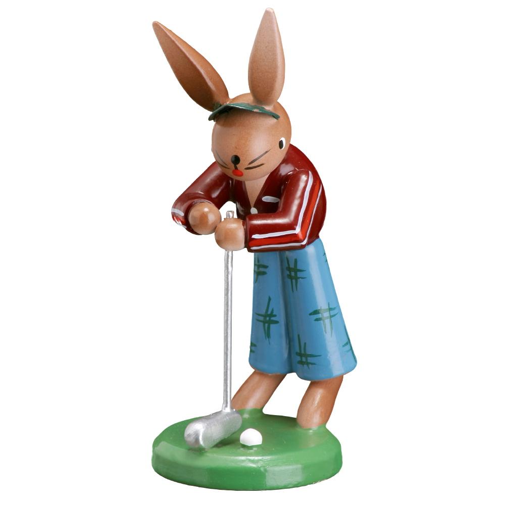 Hase Golfer