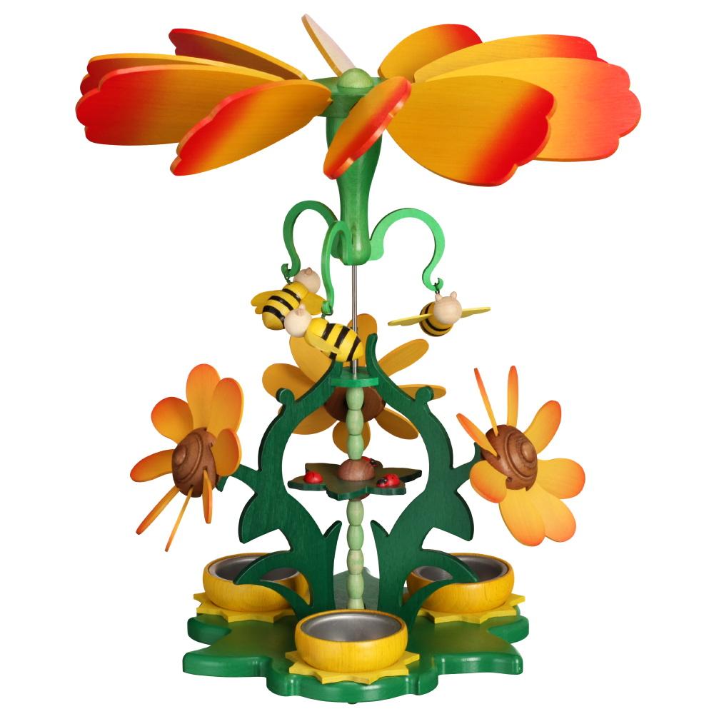 """Tischpyramide """"Blütenzauber"""""""