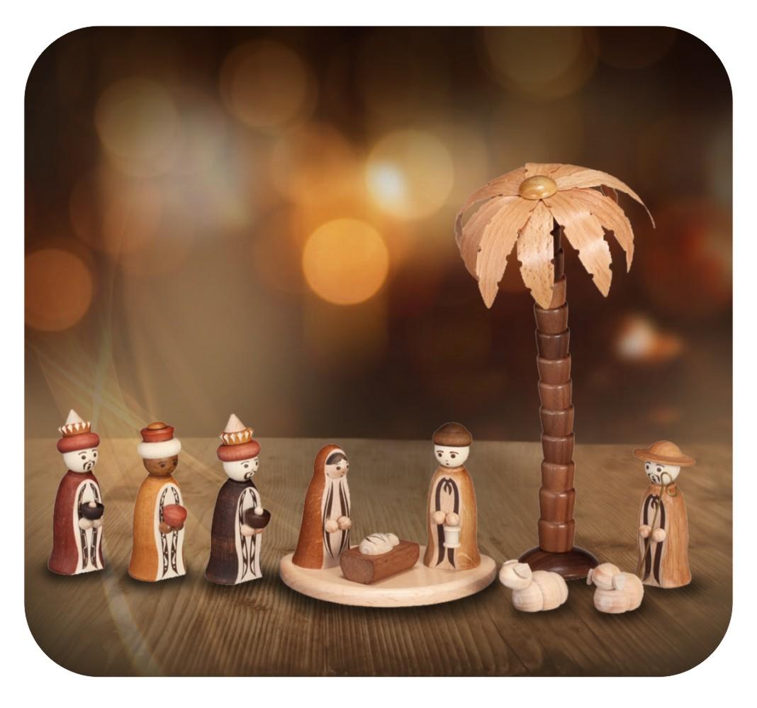 Bestückung Christi Geburt